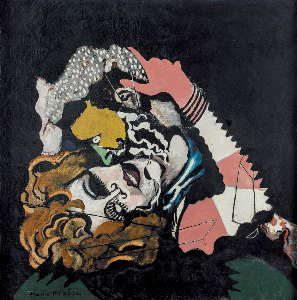 Francis Picabia: <i></dt> <dd class=