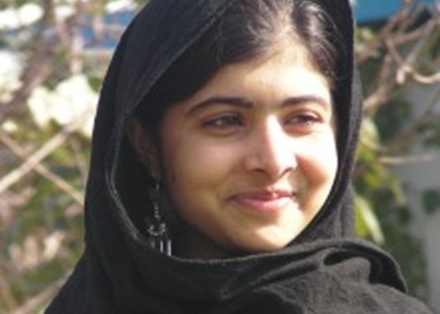 Malala Yousafzai human rights fighter