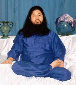 JAPAN-SECT-ASAHARA-FILE