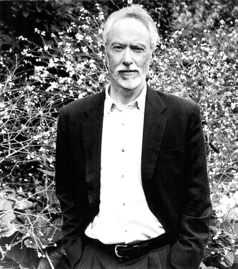 J. M. Coetzee, the Netherlands, 2005