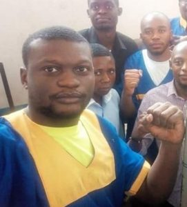 Mino Bopomi - Filimbi Activist